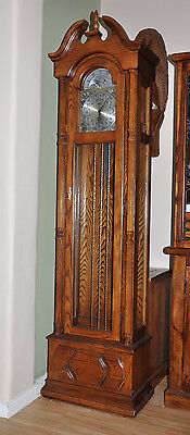 Ridgeway Moon Phase Westminster Chime Grandfather Clock (1422)