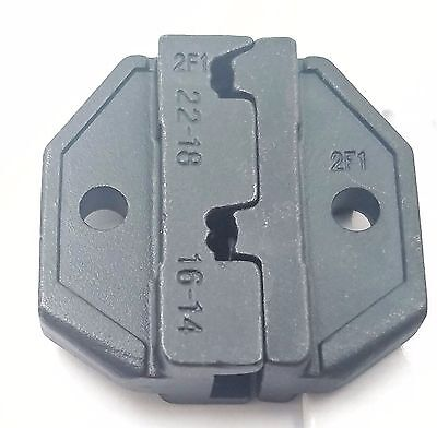 Ratchet Crimp Tool Die HT-2F1 Non-insulated Flag Terminal