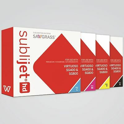 TheMagicTouch Sublijet HD ink - Low capacity