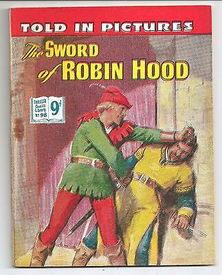 Thriller Comics Picture Library No. 98 Robin Hood