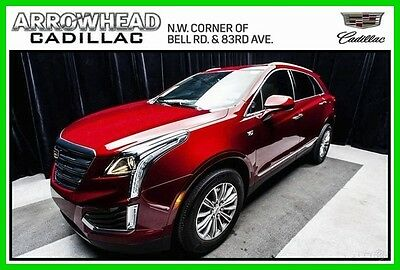 2017 Cadillac Other Luxury 2017 Luxury 3.6L V6 24V Automatic FWD Premium Bose Moonroof OnStar