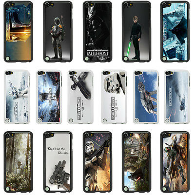 Star Wars Battlefront cover case for Apple iPod Touch - T66