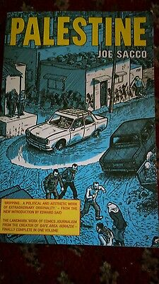 Palestine by Joe Sacco pb 2001