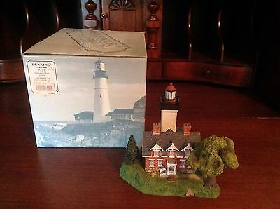 Harbour Lights 221 Dunkirk New York w/ Original Box And COA