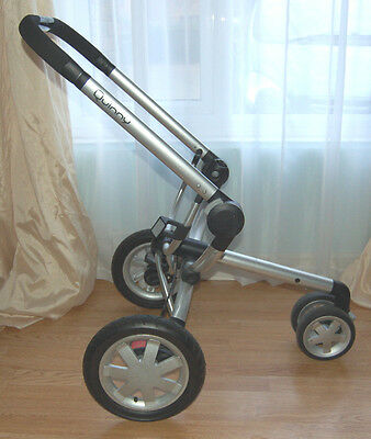 Quinny Buzz Chassis / Frame With Handle And Wheels