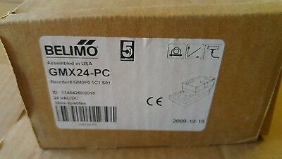 Belimo GMX24-PC Non-Spring Return Damper Actuator (360 in-lb)