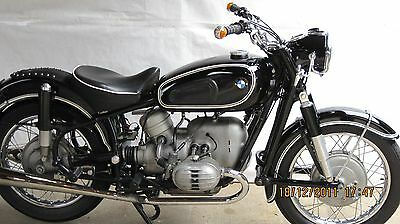1968 BMW R-Series  ell my1968 BMW R50/2 W 22??? miles. This  is a very nice example of a 50/2.