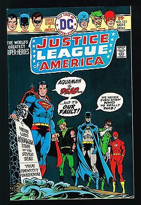 Justice League Of America # 122 VF Cond.
