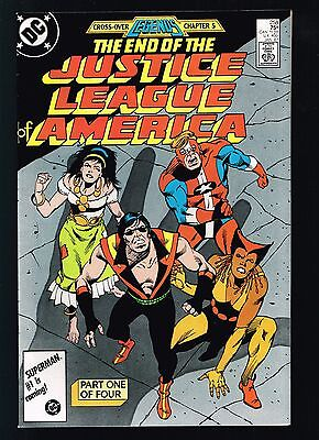 Justice League Of America # 258 VF/NM Cond.