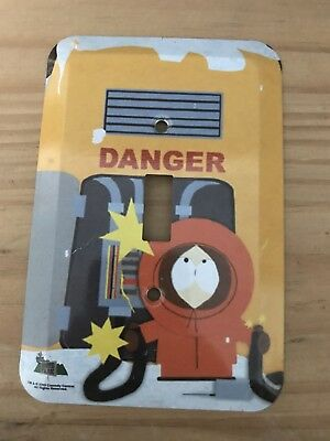 South Park Light Switch Plate Kenny