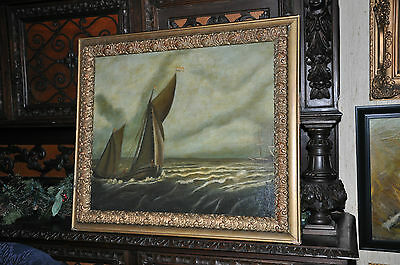 early 20th century Seascape