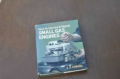 How To Service & Repair Small Gas Engines Outdoor Equipment 1987