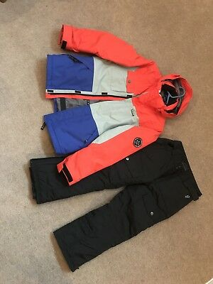 Kids Size 10 Snow Jacket and Pants