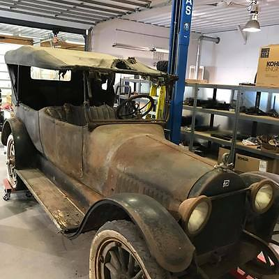 1918 Buick Other  (2) 1918 Buicks, both are model E49 which is a 7 passenger touring car barn find