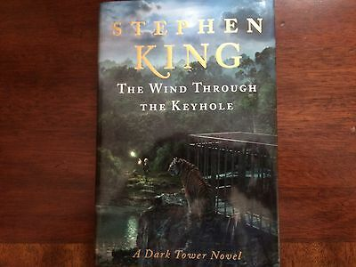 The Wind Through The Keyhole by Stephen King (2012 Hardcover 1st Edition