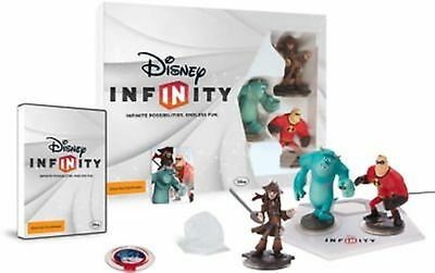 Disney Infinity - Starter Box Bundle - (Rating Pending)