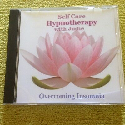 Hypnotherapy CD for OVERCOMING INSOMNIA
