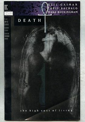Death The Time of Your Life #3-1996 fn Dave McKean Neil Gaiman