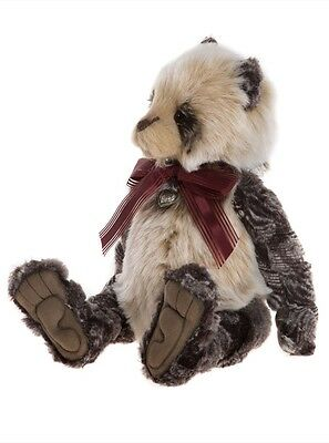 Collectable Charlie Bear 2017 Plush Collection- Sadie - Soft Sweet & Cuddly