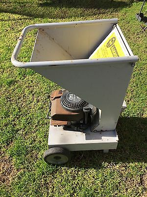 Garden Recycler -Mulcher / Chipper Briggs & Stratton 5 Motor