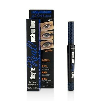 NEW Benefit They're Real Push Up Liner - Beyond Blue 0.04oz Womens Make Up