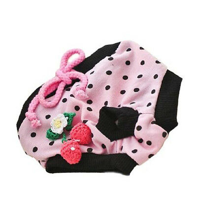 Physiological Sanitary Short Panty Underwear Pet Dog Puppy Diaper Pants Cute