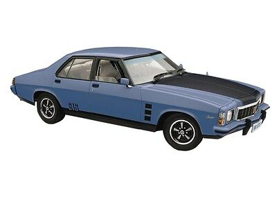 Classic Carlectables 1:18 Holden HX GTS Monaro (Royal Plum with Black Stripes)