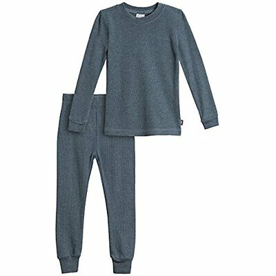 Boys' Thermal Underwear Long John Set Made In Usa GIFT NEW