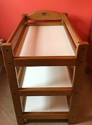 Boori Country Collection Changing Table - beautiful furniture for nursery