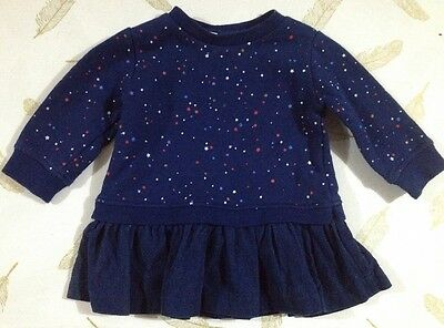 Fox & Finch Baby Girls Jumper Dress Size 00