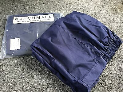 Benchmark T24 Ladies 24R Workwear Navy Blue Trousers new
