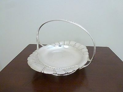 Antique Christofle Gallia Art Deco Silver Plated Platter By Sue & Mare