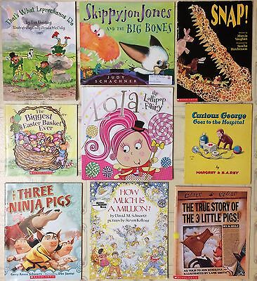 ACCELERATED READER Lot 33 NICE 2nd 3rd Grade Picture Books AR 2.0 to 3.9