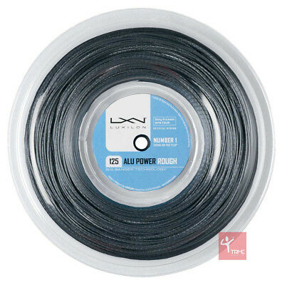 Luxilon Big Banger Alu Power Rough Tennis String 220m Reel