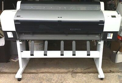 Epson Stylus Pro 9800 UltraChrome K3 Large Format Professional Printer 44""