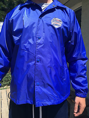 2016 NHL Stadium Series rain jacket