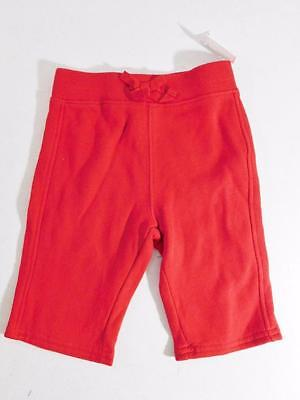Polo Ralph Lauren Baby Boys Sweat Pants Red Cotton NWT Size 3M