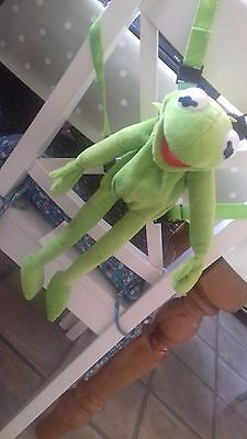 Kermit the Frog small child's backpack - excellent condition and super cute!