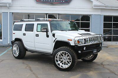 """2007 Hummer H2 LUXURY 2007 HUMMER H2 CUSTOM WITH 24"""" FUEL WHEELS AND TIRES LOW MILES!"""
