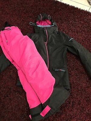 aldi ski suit women's 2017 size s immaculate as new