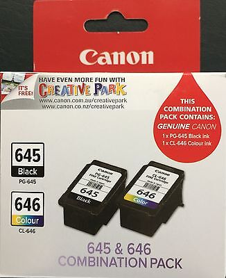 Canon 645 & 646  Combination Pack   New & Sealed