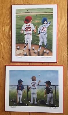 2 T Richard Mlb Baby Boy Nursery Pictures Mcgwire Sosa Belle Vaughn Thomas