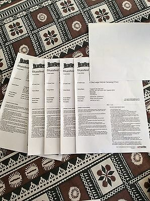 Bluesfest 2018 4 X Five Day Camping Passes And 1x Large Vehicle Camping Pass