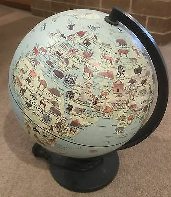 World Globe Light For Kids