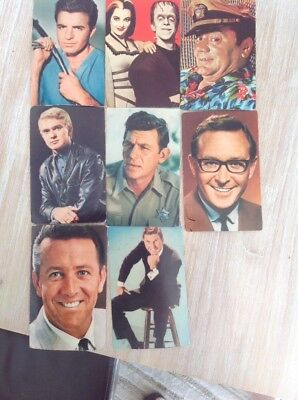 Mobil 1964 Tv Top Performers Trading Cards