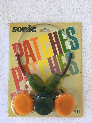 Sonic Patches Headphones PHP 10 Vintage