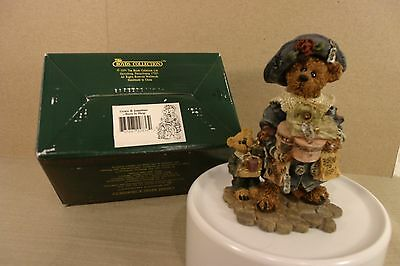 """Boyds Bears Collection """"Born to Shop"""""""