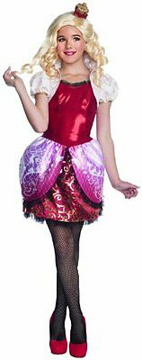 Ever After High Deluxe Apple White Costume, Child's Small