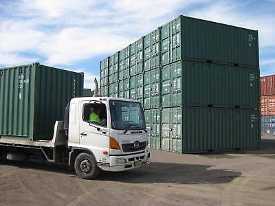 Shipping Container Hire from $2.51 per day - Clean, Lockable & Secure