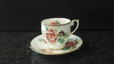 Lady Margaret queen anne cup and saucer